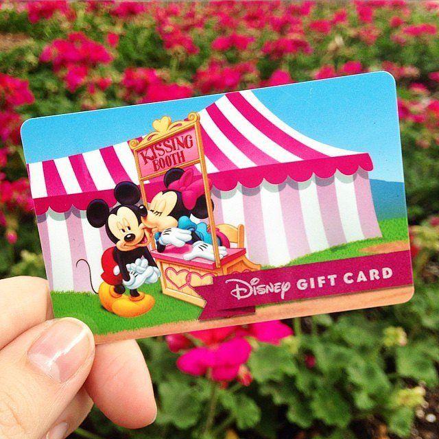 Buy Disney gift cards at Target. | Disney gift card, Disney trips ...