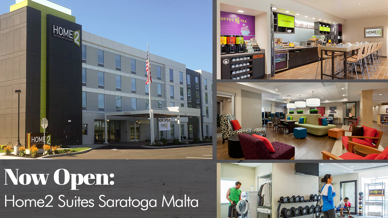 The Home2 Suites In Malta New York Is Open For Business This