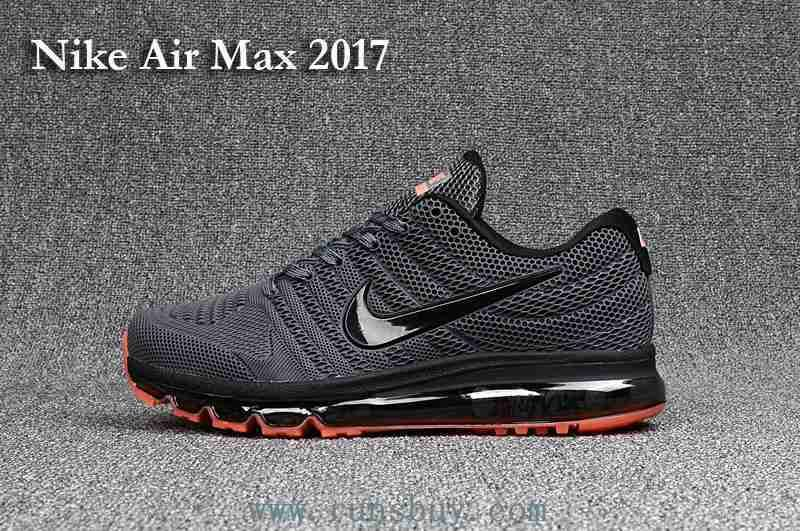 brand new 0472f 31117 Nike Air Max 2017 Men Carbon Grey Shoes