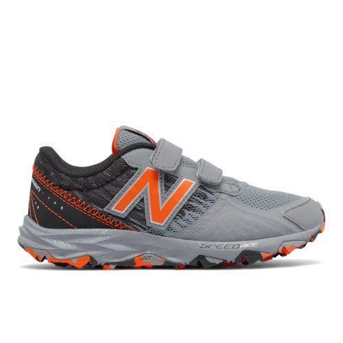 Hook and Loop 690v2 Trail Kids Grade School Running Shoes