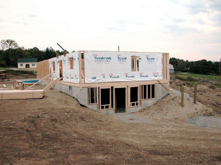 Related Image Basement House Building A Basement Walkout Basement