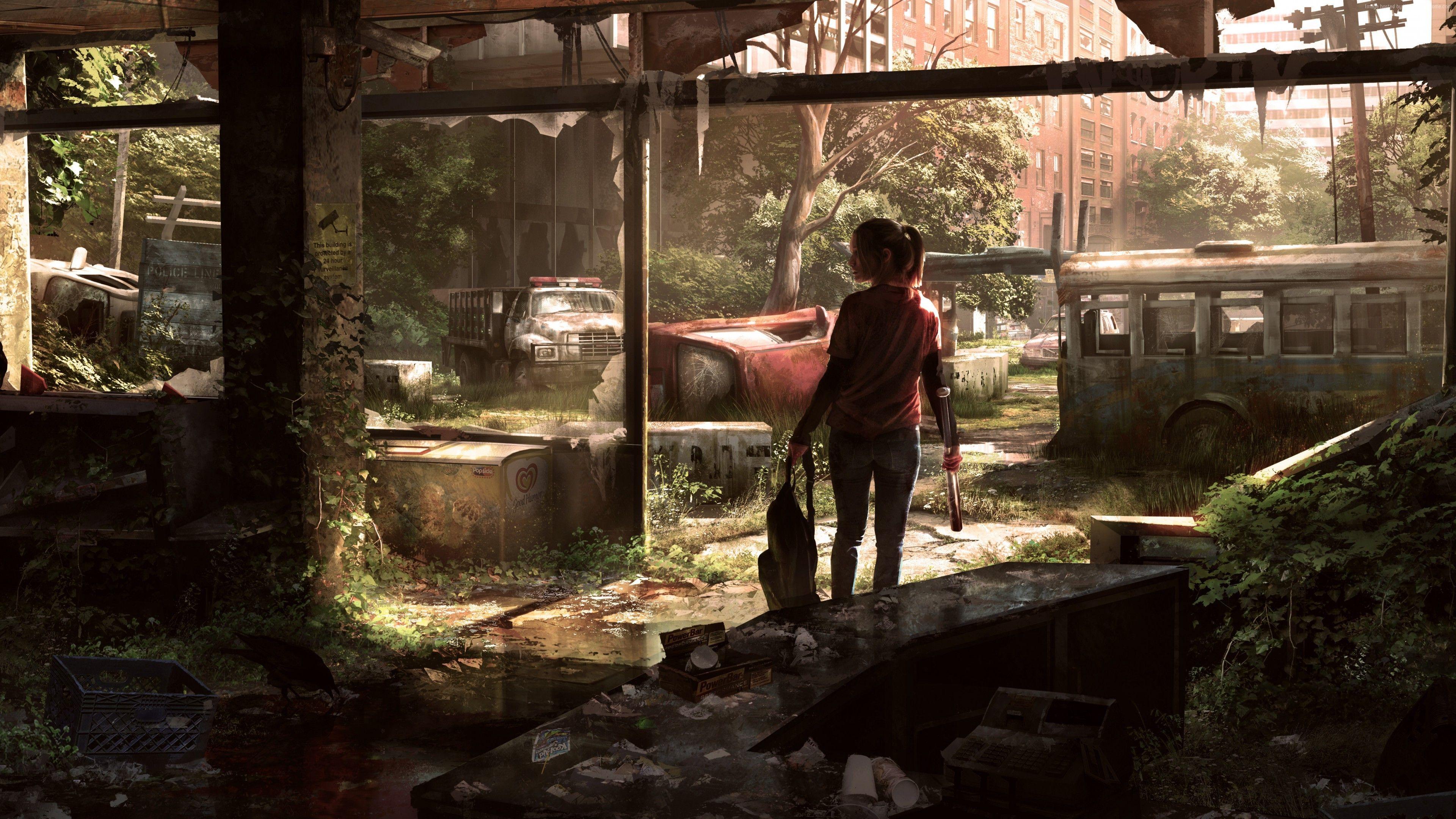 Wallpaper 4k The Last Of Us Video Game 4k 4k Wallpapers Games