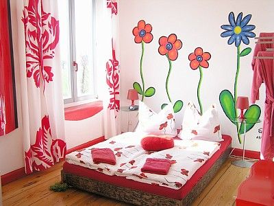 10 Imagenes de cuartos pintados
