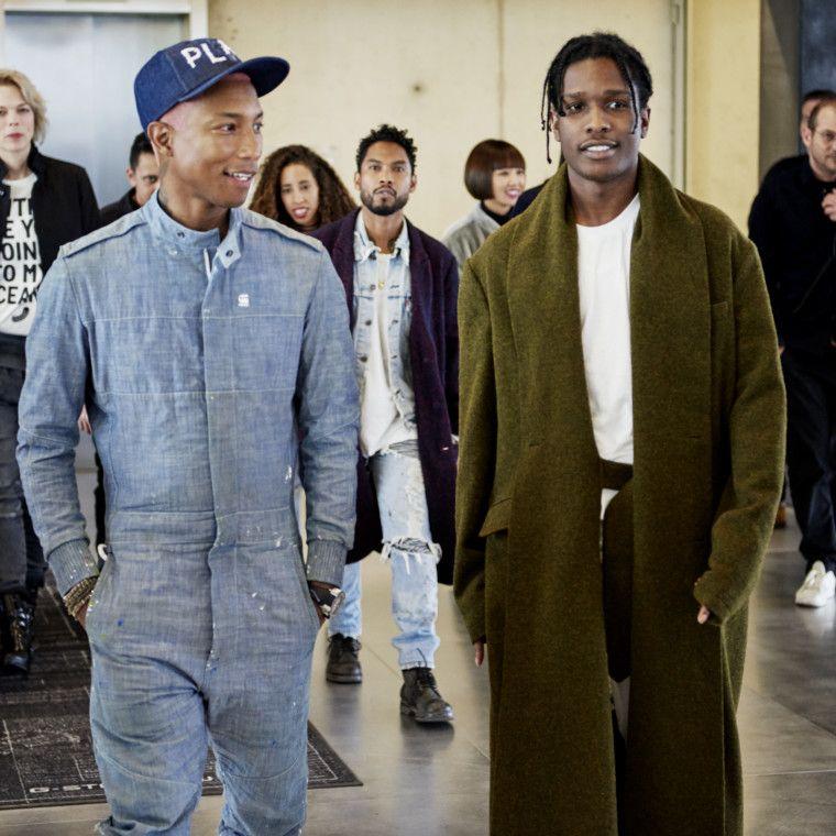 896c4e05 Inside Pharrell Williams' Denim Imaginarium in Amsterdam | Pharell ...
