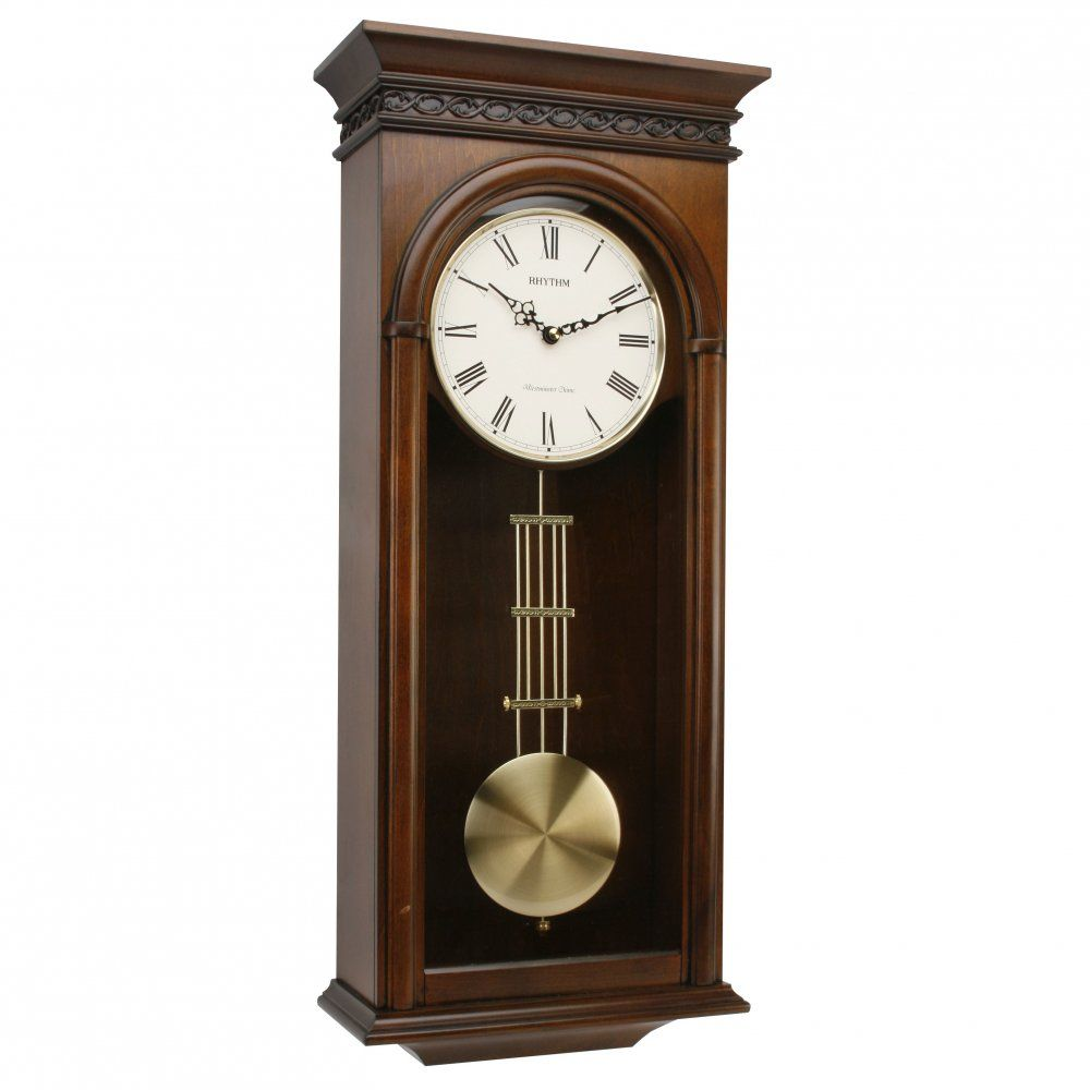 Pin By Ruthie Kate On Foyer Pendulum Wall Clock Clock Vintage Clock