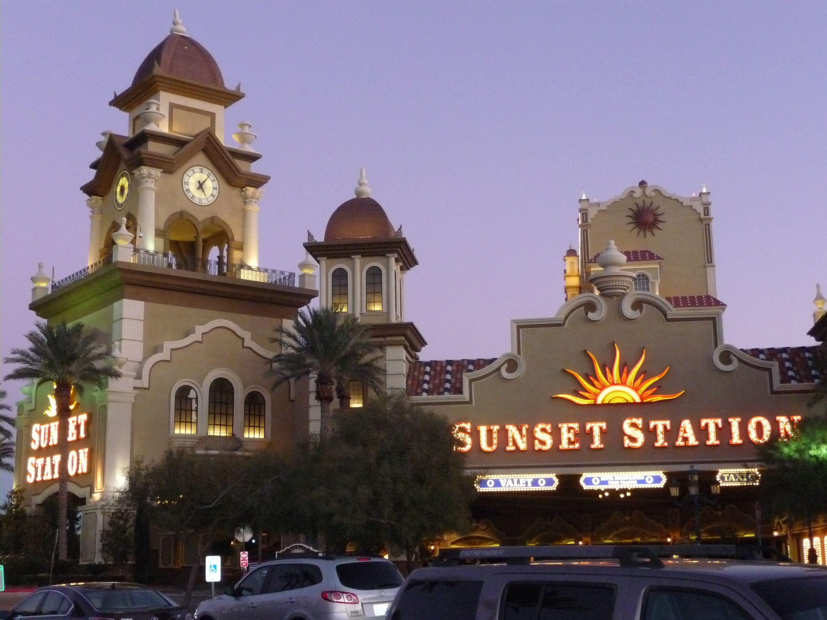 Sunset Station Henderson