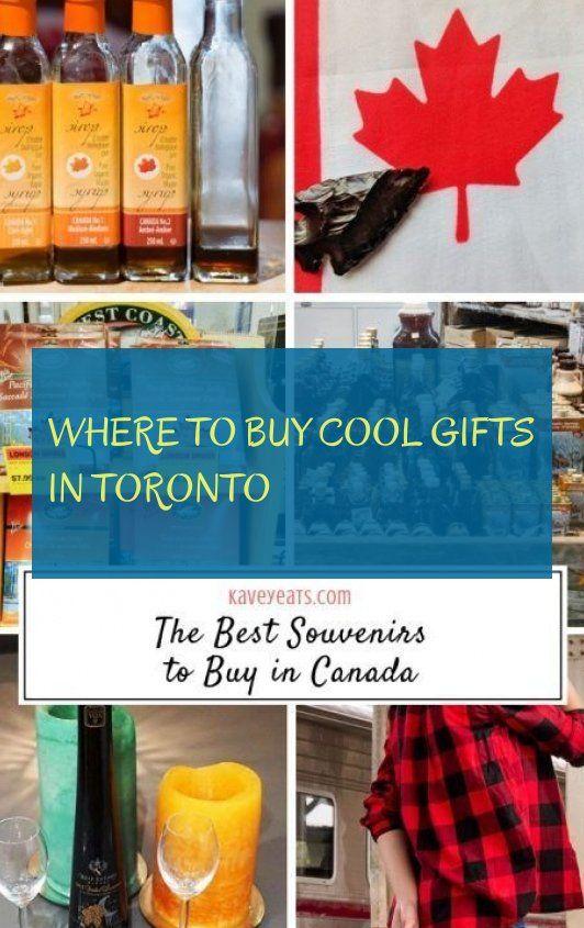 Wo Man Coole Geschenke In Toronto Kauft