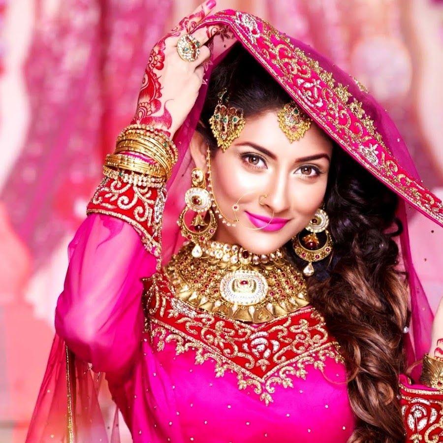 Bridal makeup tutorial video fashion magazine pinterest bridal makeup tutorial video saree photoshootbridal baditri Images