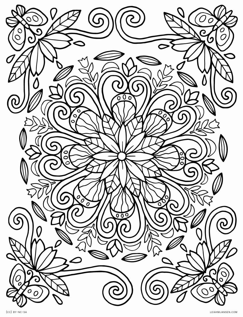 Nature Mandala Coloring Pages Printable Best Of Coloring Pages Mandala Coloring Book Stres In 2020 Abstract Coloring Pages Mandala Coloring Books Coloring Pages Nature