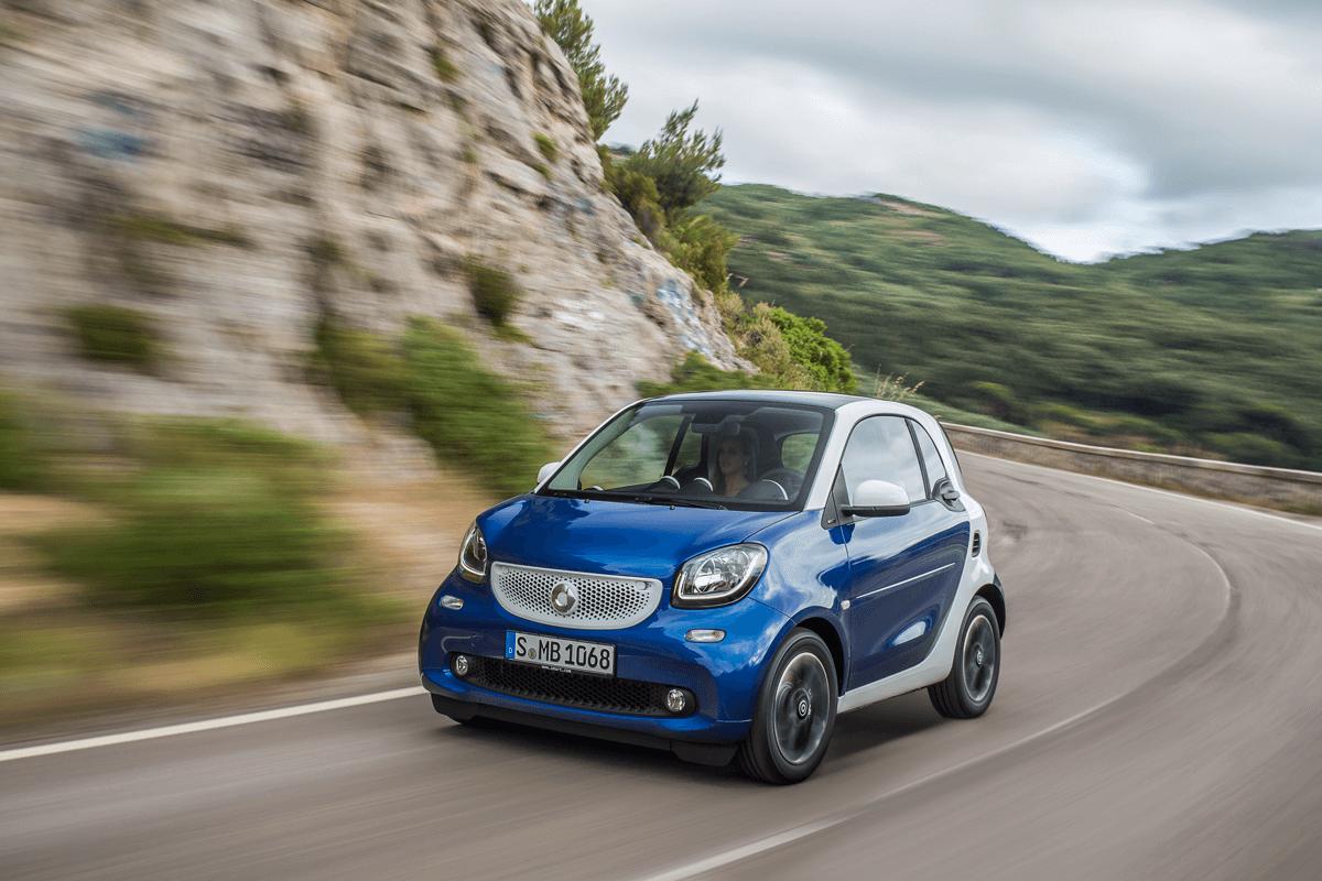 Cuáles Son Los Coches Más Pequeños Del Mercado Te Ofrecemos Una Lista Con Los Vehículos Con Las Dimensiones Más Reducid Smart Fortwo Smart Roadster Mini Cars