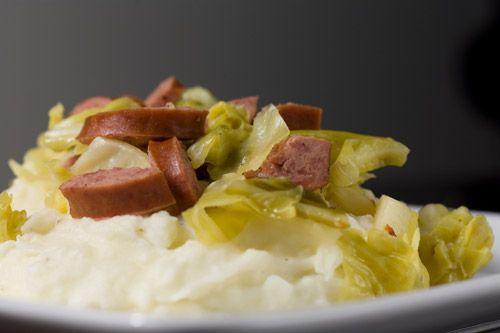Kielbasa And Cabbage Recipe Kielbasa And Cabbage Kielbasa Kielbasa Recipes