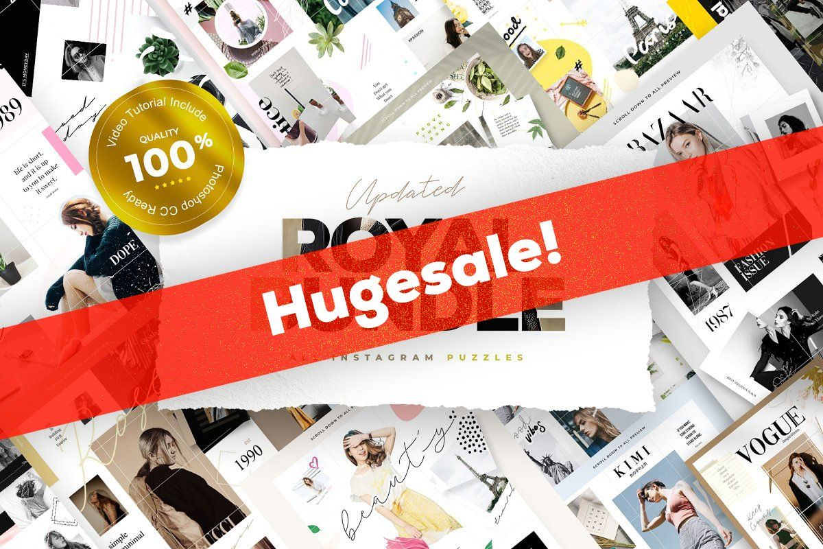 Huge Sale One Week Only By Helloxandro On Creativemarket
