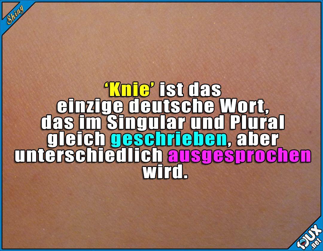 Unsere Sprache ist eben ganz speziell! #deutsch #Sprache #Deutschland #Fakt #Sprüche #Jodel #Statussprüche #Humor