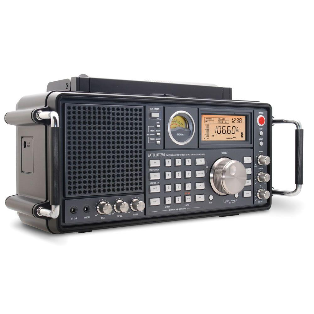 The Longwave Shortwave Radio Hammacher Schlemmer Shortwave