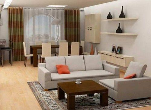 foto-sala-comedor-juntos Home Pinterest London dreams - decoracion de interiores salas