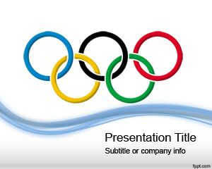 Olympic games powerpoint template is a free ppt template design olympic games powerpoint template is a free ppt template design for presentations on olympic games toneelgroepblik Image collections