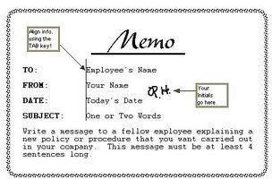 How To Write A Professional Memo In Ten Minutes Or Less