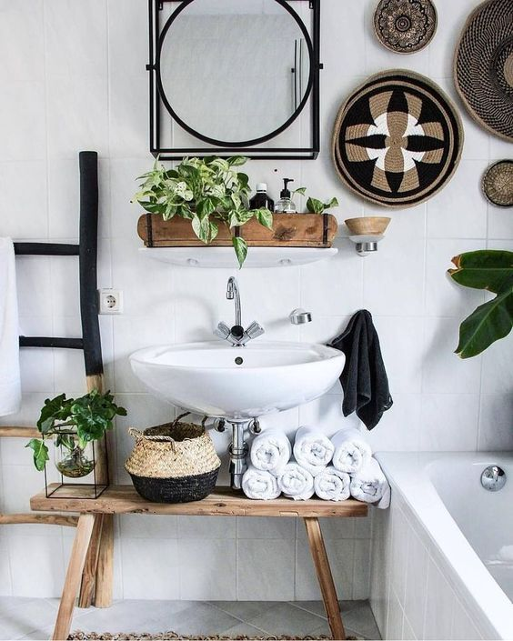 Photo of 50 Chic and Practical Small Bathroom Ideas