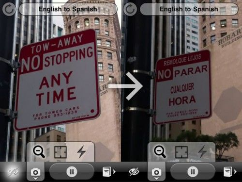 HTML5 Apps Lost in translation Iphone touch, App