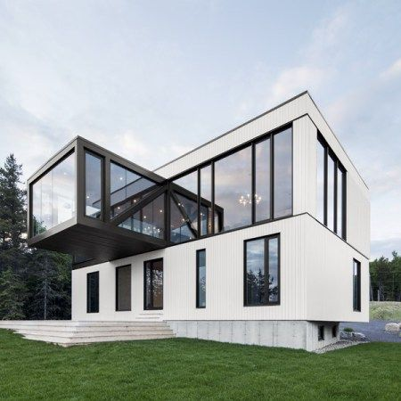Chalet Blanche by a cd f studio 07