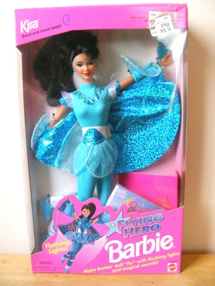 African American BARBIE/'S DOLL CAMPING FUN WITH HER FLASH LIGHT