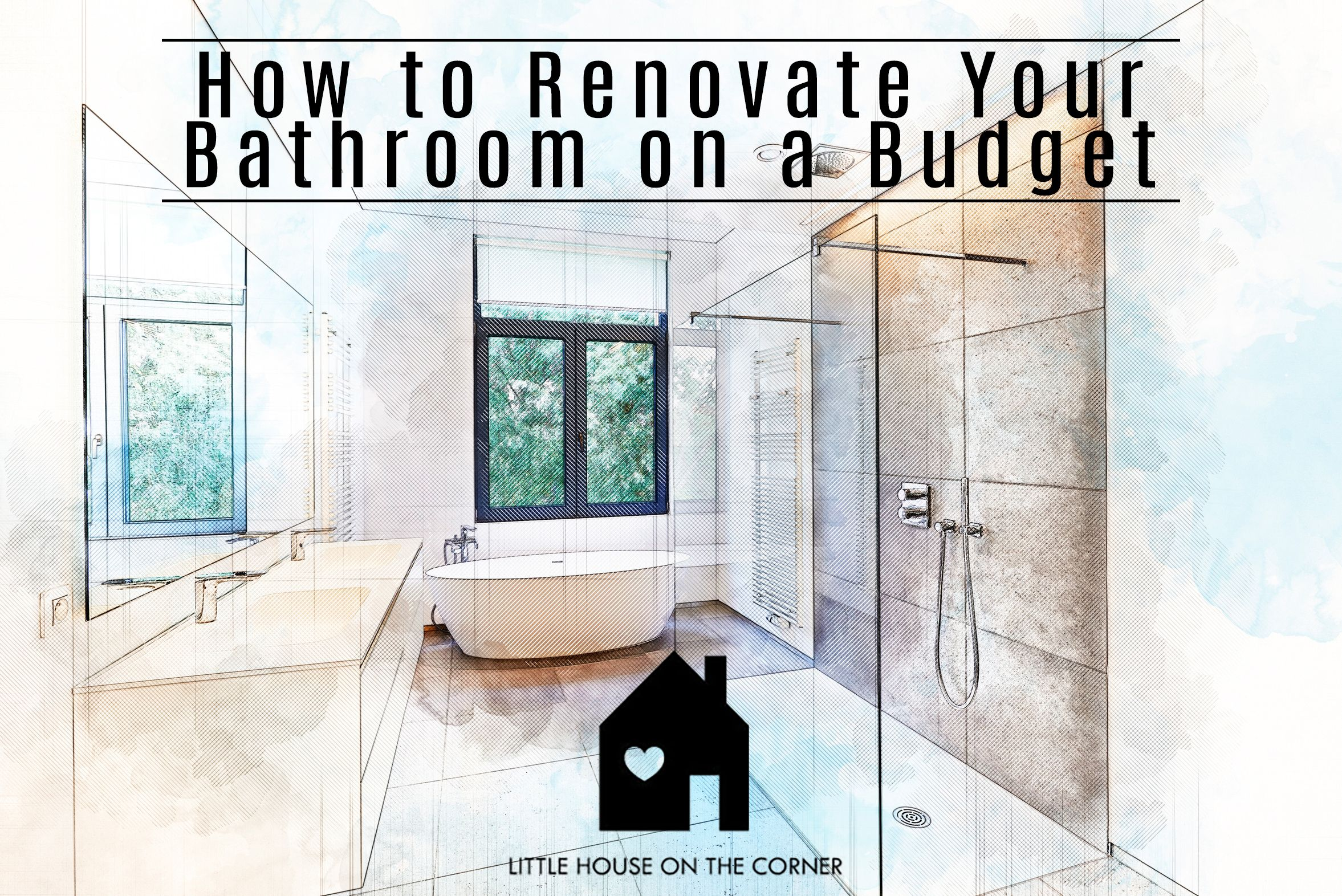 Ideas To Renovate Your Bathroom On A Budget In 2020 Budget Bathroom Renovations Bathroom Images