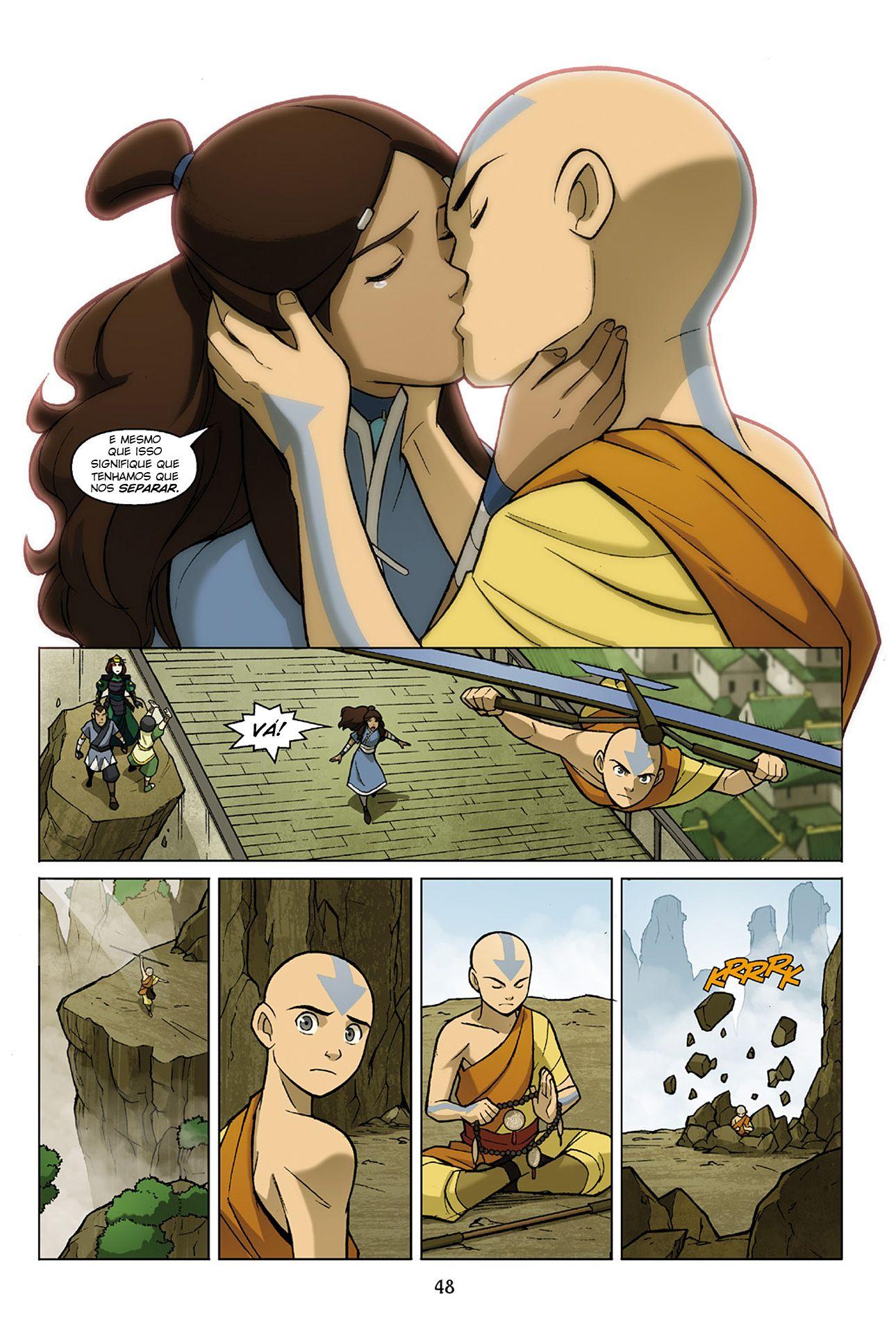Página 44 :: Avatar 1: a Promessa :: Capítulo 3 :: Mundo Avatar