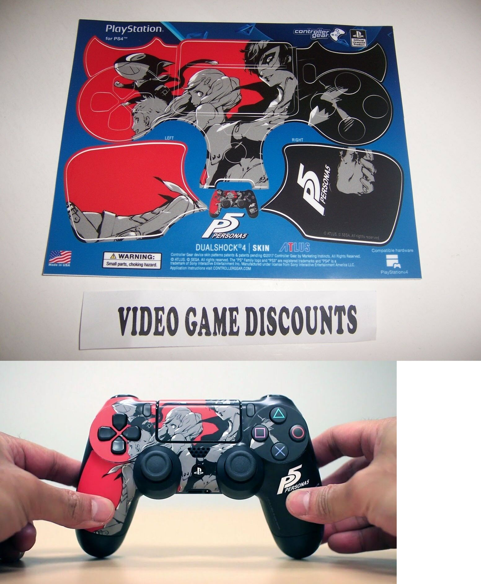 Faceplates decals and stickers 171668 persona 5