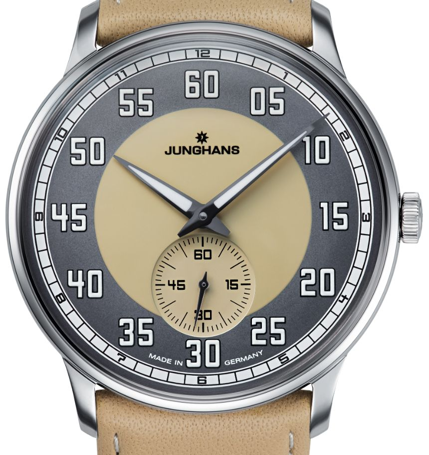 "Junghans Meister Driver Handaufzug Watches - on aBlogtoWatch.com ""Of all the brands continuously flocking towards the 'vintage' train as of late, Junghans is probably the trend's most unexpected addition – especially considering how the German brand's pedigree for a clean, minimalist design language is the sort of stuff that the fad is largely emulating. No matter, the newly announced Junghans Meister Driver Handaufzug ('Handwound') is a welcome addition to the Baselworld 2016 lineup..."""