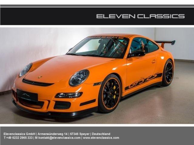 2007 Porsche 911 GT3 - 997 GT3RS MK1 ** Top | Uffrei ** | Classic Driver Market