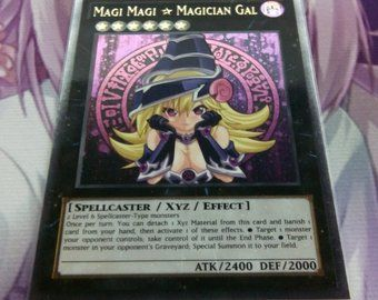 Share your sexy dark magician girl really surprises