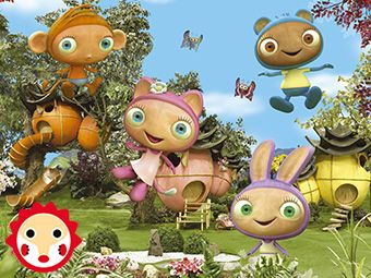 Waybuloo is a sweet TV show for pre-schoolers created for the BBCu0027s CBeebies channel. During each episode the characters called Piplings ... & Waybuloo - ABC KIDS | ABC KIDS TV | Pinterest
