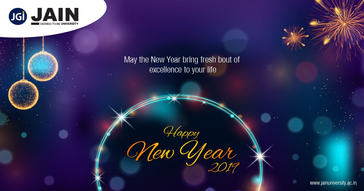 New Year Is The Onset Of New Determinations And Opportunities To