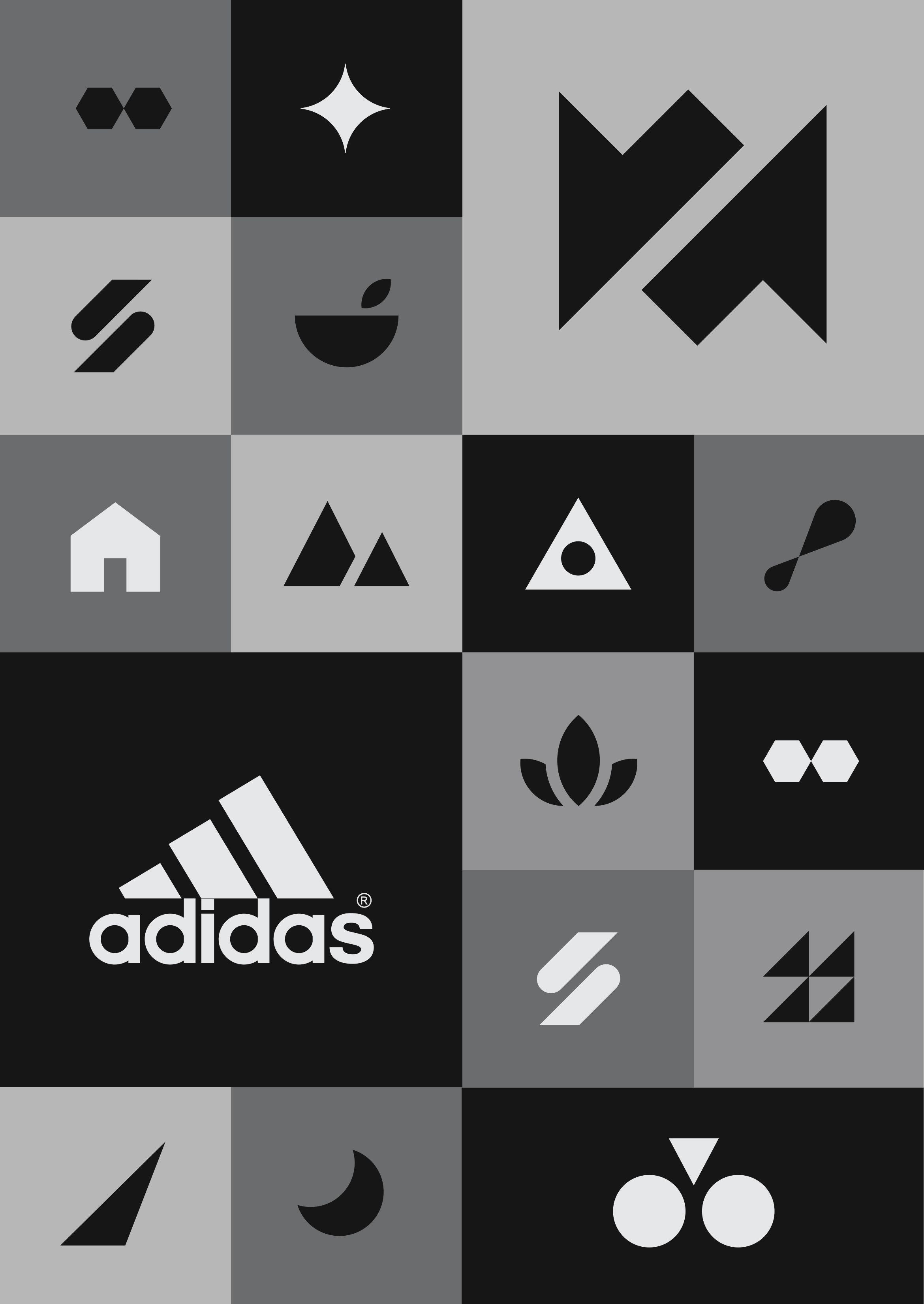 TRÜF Adidas All Day App Icon Design Icon design, App