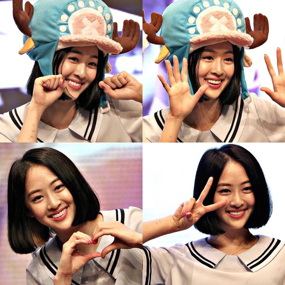 SISTAR ~ 150705 Shake it Fansighn event in yongsan | Cute somie  #sistar #dasom