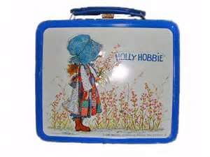 """My lunch box.  Hubs has been on the hunt for years to find me one.  Grandma and Grandpa bought me this when they noticed that I forgot my blue plastic Benji lunch box at the bus stop (the end of the driveway.) They bought me this one and proceeded to write """"Amy Lynn"""" in Marks-a-lot marker on the top right corner. I remember coloring over that part. I absolutely loved this lunch box!"""