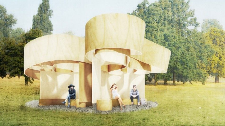 What We\'re Hearing: Amira Gad on the Serpentine Pavilion 2016 ...