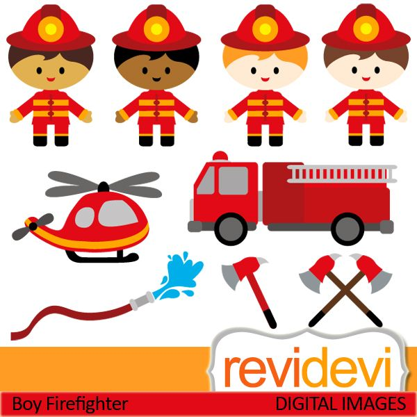 Baby Clothes Firefighter Theme