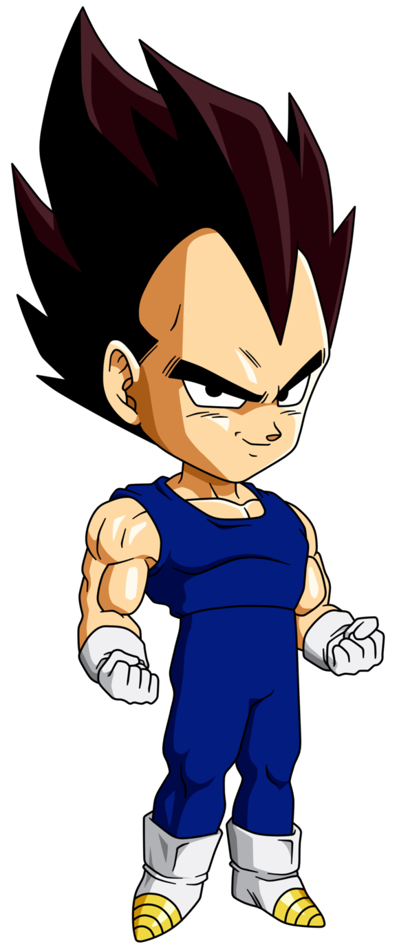 Dragon Ball Z Cartoon Characters : Vegeta chibi dg bz i love pinterest dragon