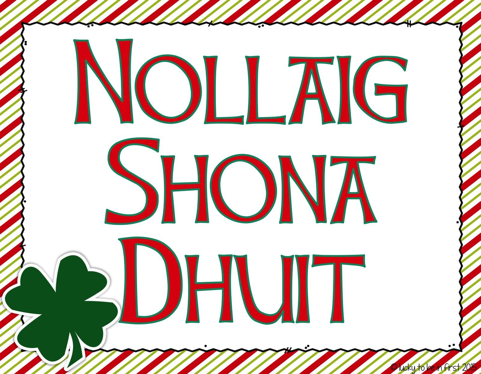 Holidays Around the World - Ireland! | School