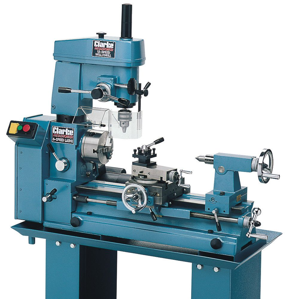 Lathe Machine Small, yes,... ...