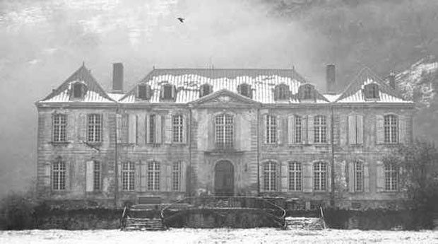 Reforma de castelo na França (Foto: Chateau de Gudanes/Divulgação)