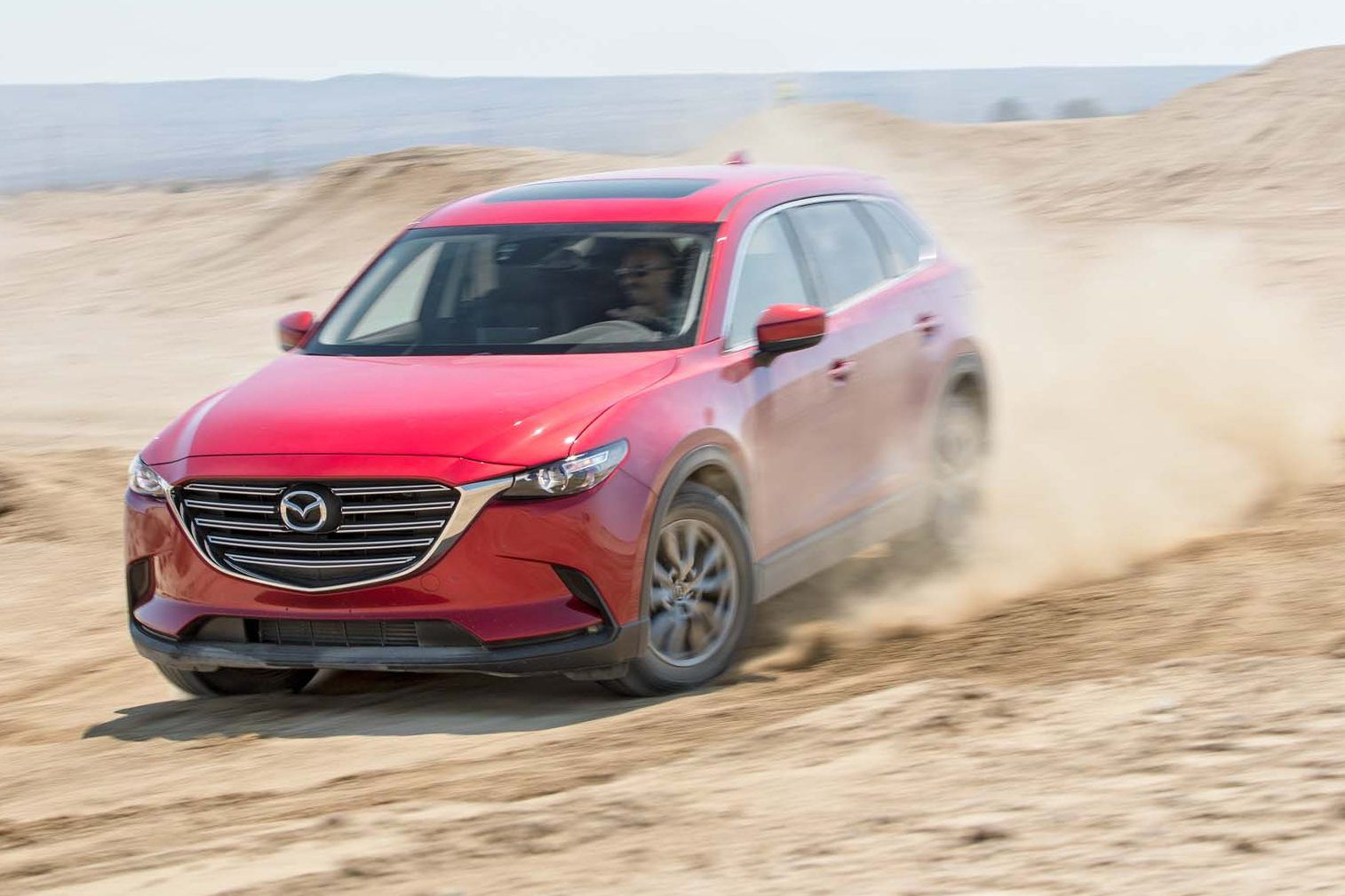 2016 Mazda Cx 9 Touring Fwd First Test Review Avant More Traction Mazda Cx 9 Mazda Test Review