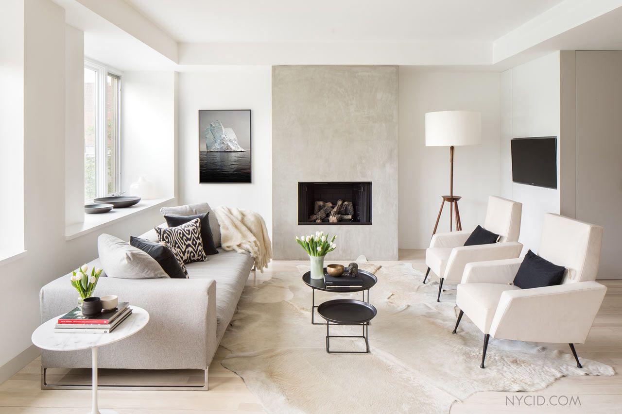 A Modern Duplex in New York City's West Village | West village ...