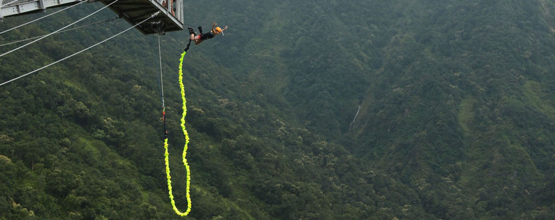 Bungee Jump Pokhara Choose Your Favorite Adventure And Explore Bungee Jumping Adventure Paragliding