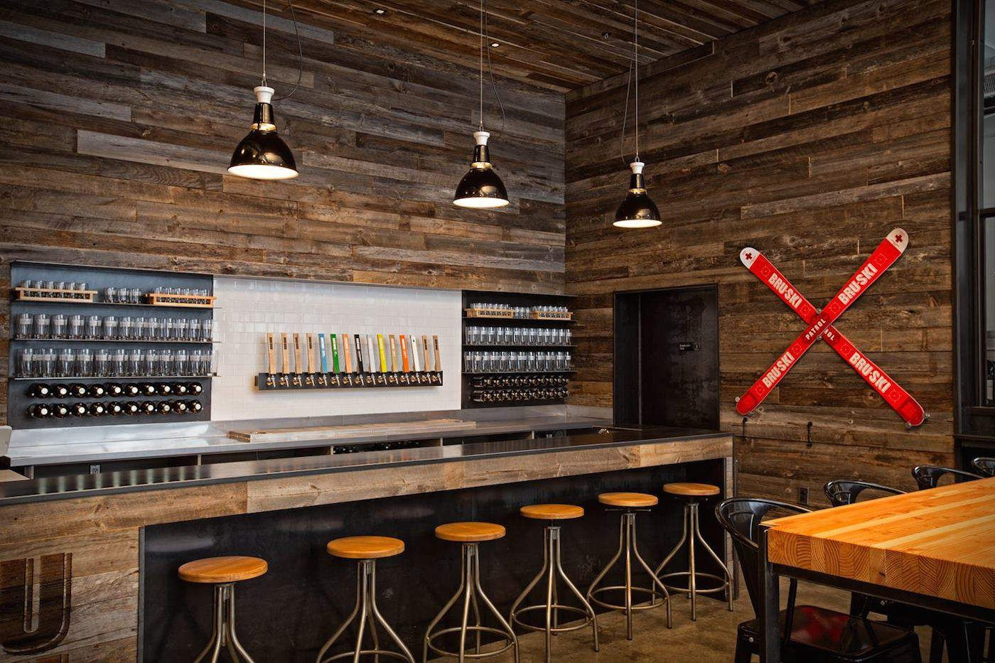 Seattle's Best New Breweries of 2015 Brewery design