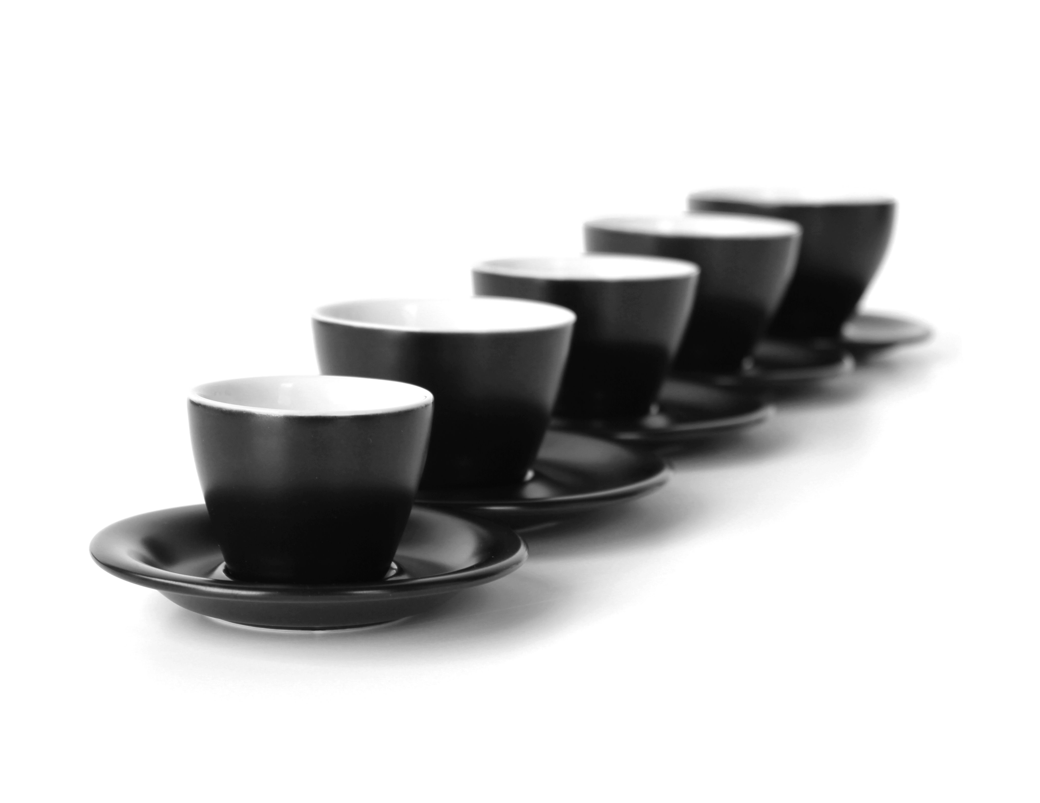 Our Newest Meno Coffee Cups Now In Matte Black