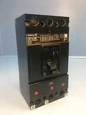 Westinghouse LB3400F 400A Circuit Breaker w 225 Amp Trip LB Cutler-Hammer LB3225. See more pictures details at http://ift.tt/2a7NasX