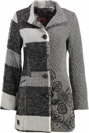 Wonderbaar Dames Winterjassen - Desigual ABRIG IBIZA Winterjas gris vigore YV-79