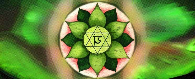 Anahata, cuarto chakra, el del corazón http://www.infotopo.com/salud ...